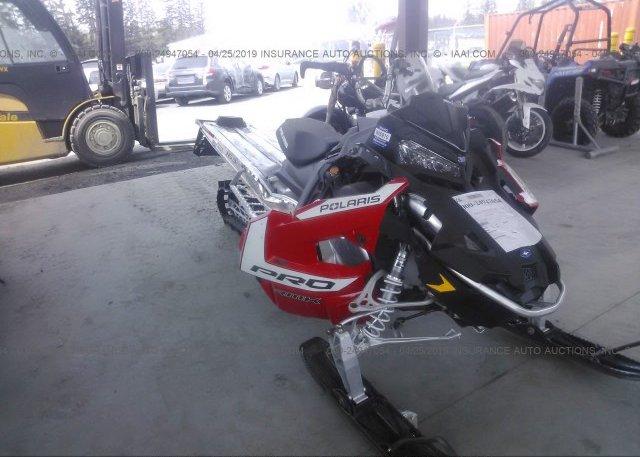 Inventory #876818941 2016 POLARIS 800 RMK ASSAULT 155