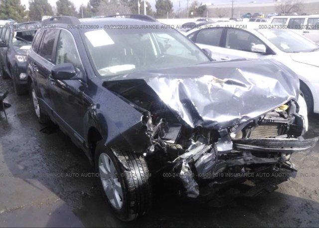 Inventory #376385516 2011 Subaru OUTBACK