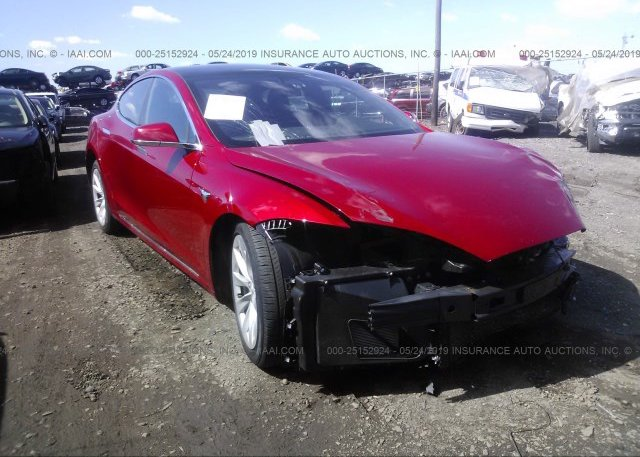 Inventory #248728206 2017 Tesla MODEL S