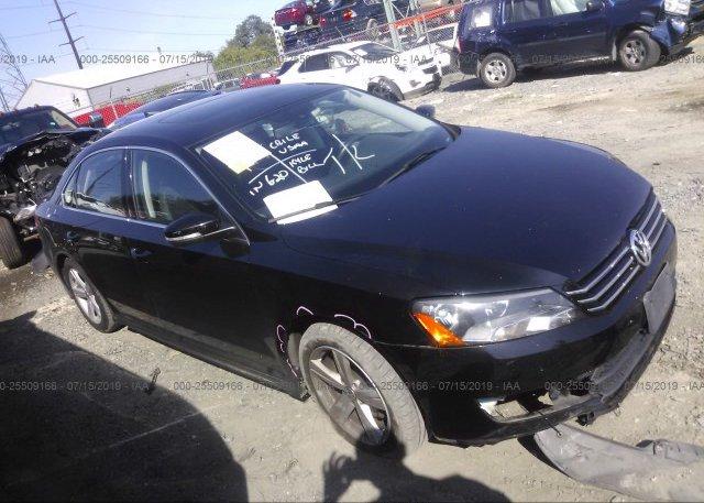 Inventory #500202631 2013 Volkswagen PASSAT