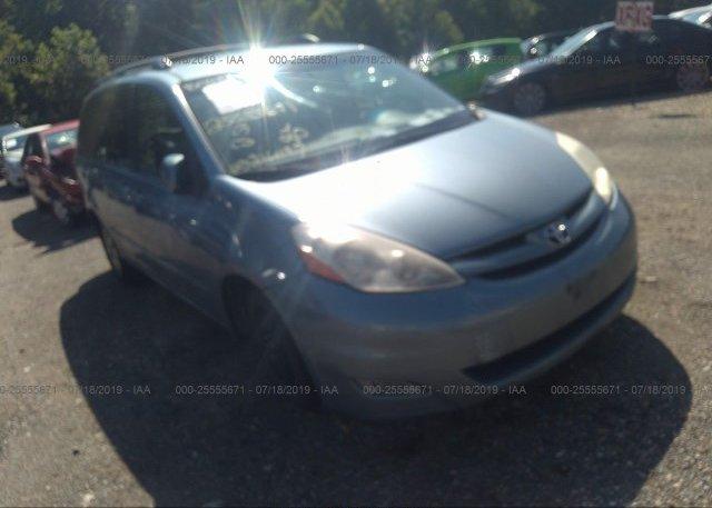Inventory #358490629 2006 Toyota SIENNA