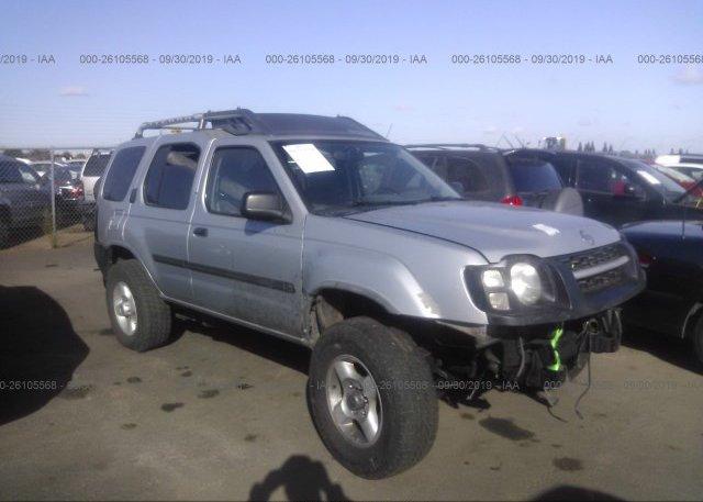 Inventory #525558620 2003 Nissan XTERRA
