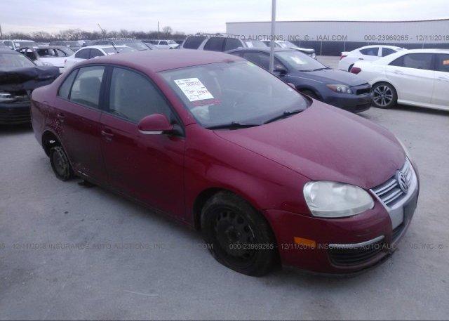 Inventory #522872844 2008 Volkswagen JETTA