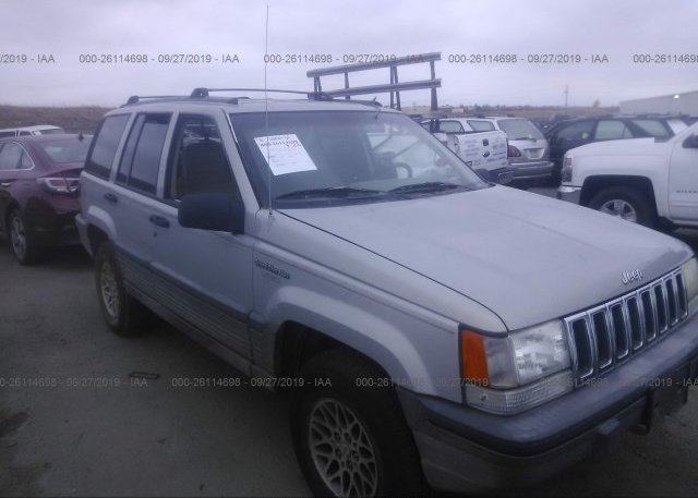 Inventory #238780090 1995 JEEP GRAND CHEROKEE