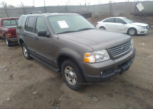 Inventory #487610573 2003 FORD EXPLORER