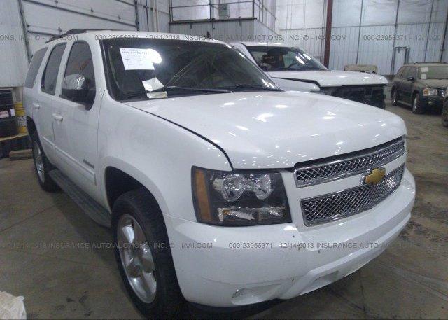 Inventory #465403562 2012 Chevrolet TAHOE