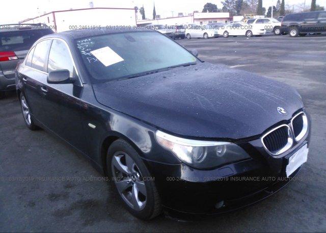 Inventory #638469877 2005 BMW 525
