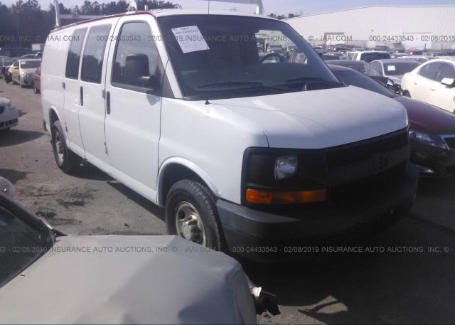 Inventory #775338346 2007 CHEVROLET EXPRESS G2500