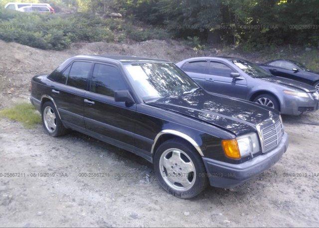 Inventory #825183867 1987 Mercedes-benz 300
