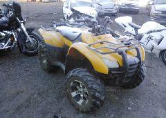 2007 Honda TRX420