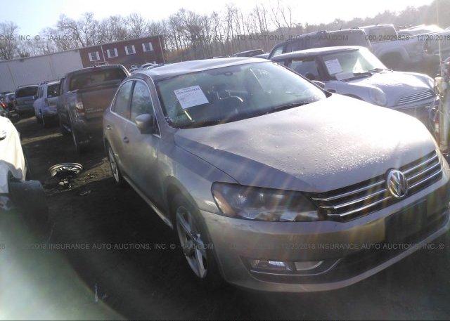 Inventory #544318804 2015 Volkswagen PASSAT