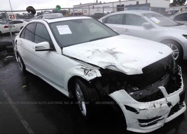 Inventory #411376771 2013 Mercedes-benz C