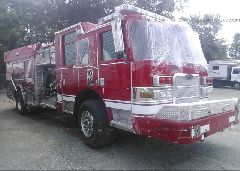 2015 PIERCE MFG. INC. FIRE TRUCK