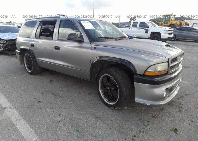 Inventory #136779596 2001 Dodge DURANGO