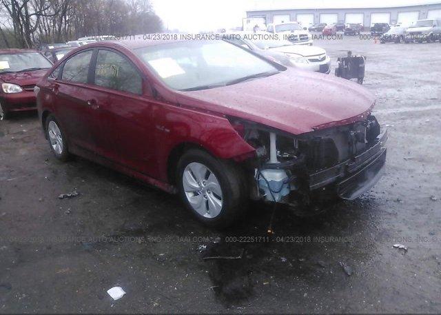 Inventory #170836505 2013 Hyundai SONATA
