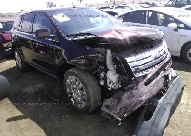 Inventory #134189911 2010 FORD EDGE