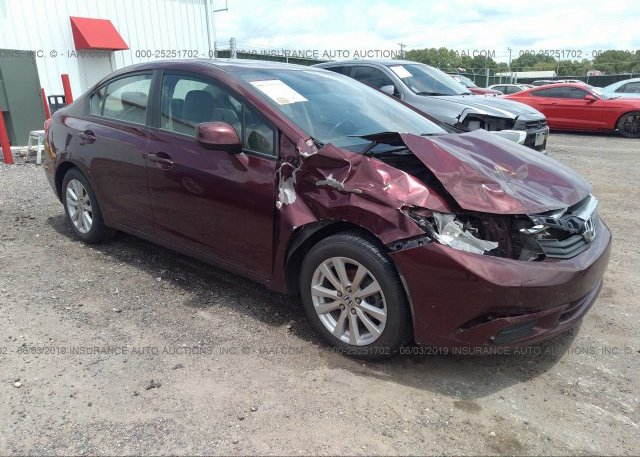 Inventory #244300009 2012 Honda CIVIC