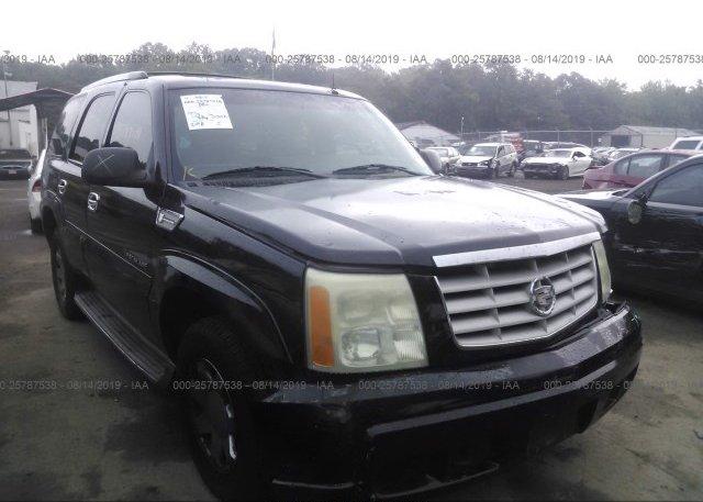 Inventory #635589143 2002 Cadillac ESCALADE