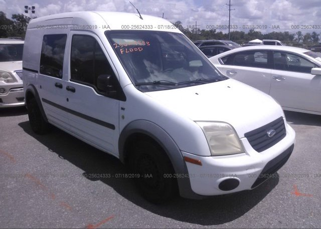 Inventory #266204666 2011 FORD TRANSIT CONNECT