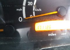 2003 Sprinter 2500 SPRINTER - WD2YD642435515238 inside view