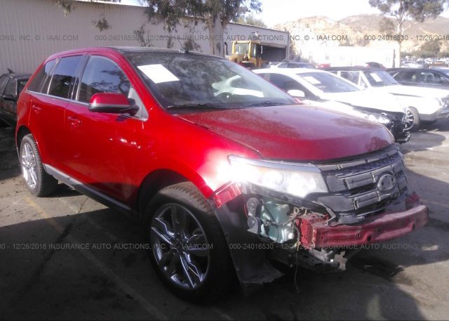 Inventory #253354441 2011 FORD EDGE