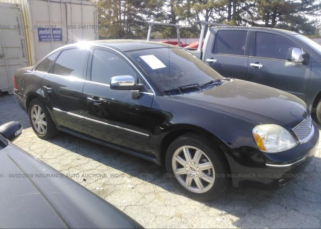 Inventory #331948218 2006 FORD FIVE HUNDRED