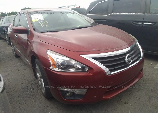 Car Auctions In Nc >> 1n4al3ap0fc292870 Salvage Red Nissan Altima At Charlotte