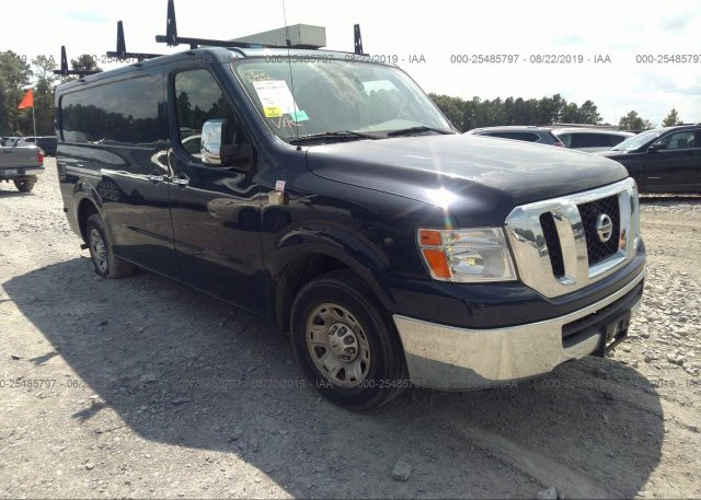 Inventory #172825157 2012 Nissan NV