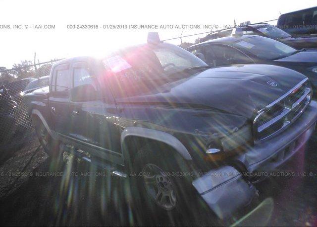 Inventory #529735108 2004 Dodge DAKOTA