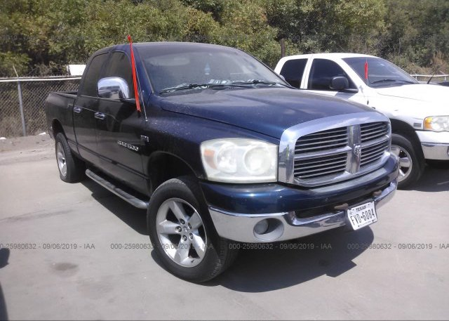 Inventory #951353560 2007 Dodge RAM 1500