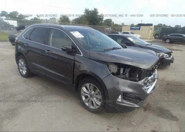 Inventory #251640736 2019 FORD EDGE