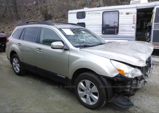 Inventory #479415714 2010 Subaru OUTBACK
