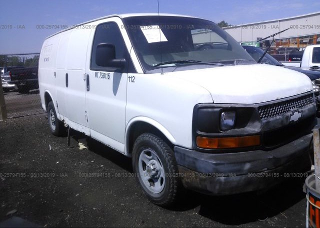 Inventory #825086144 2005 Chevrolet EXPRESS G1500