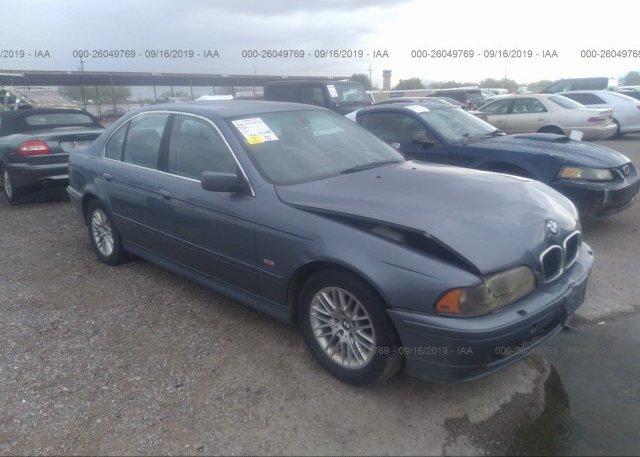 Inventory #483294048 2002 BMW 530