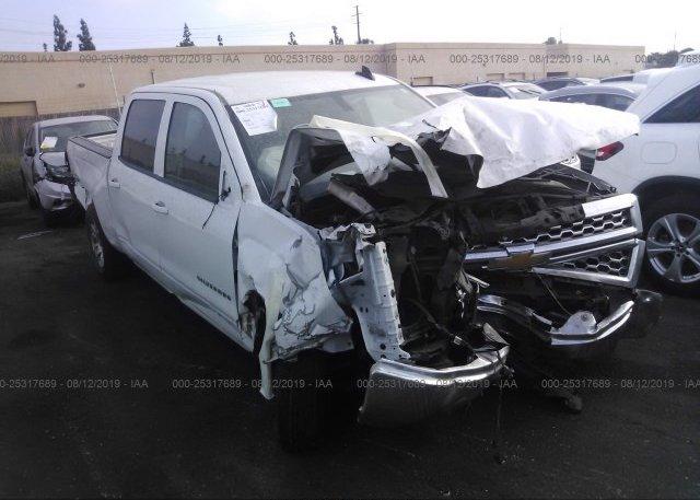 Inventory #934982157 2015 Chevrolet SILVERADO