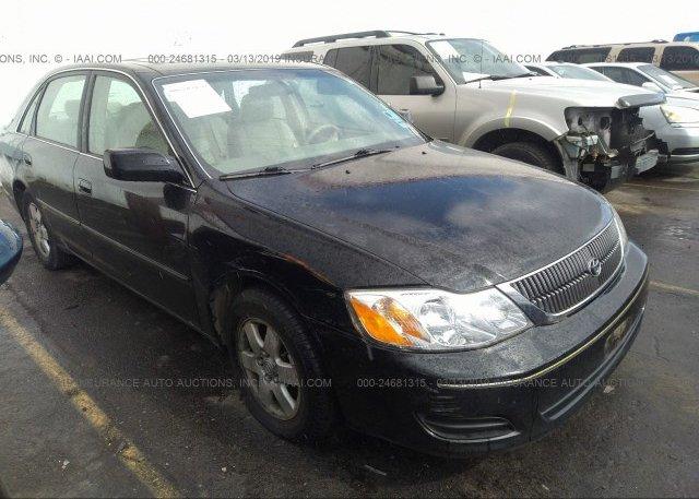 Inventory #990227182 2000 Toyota AVALON