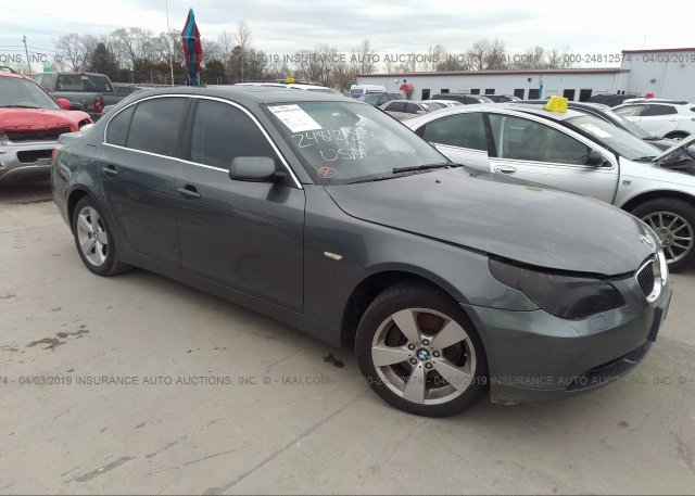 Inventory #689911019 2007 BMW 525
