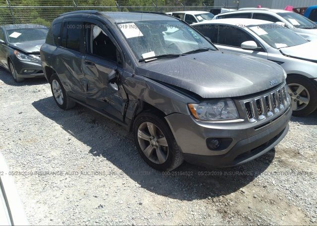 Inventory #164020536 2012 JEEP COMPASS