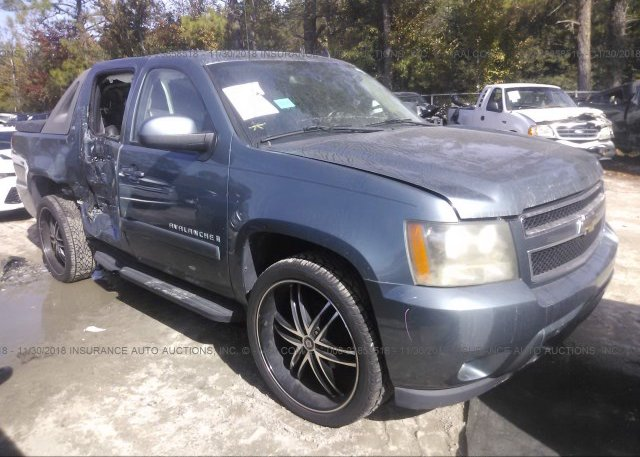 Inventory #287631931 2009 Chevrolet AVALANCHE
