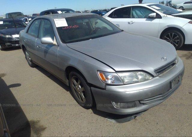 Inventory #262976862 2001 Lexus ES