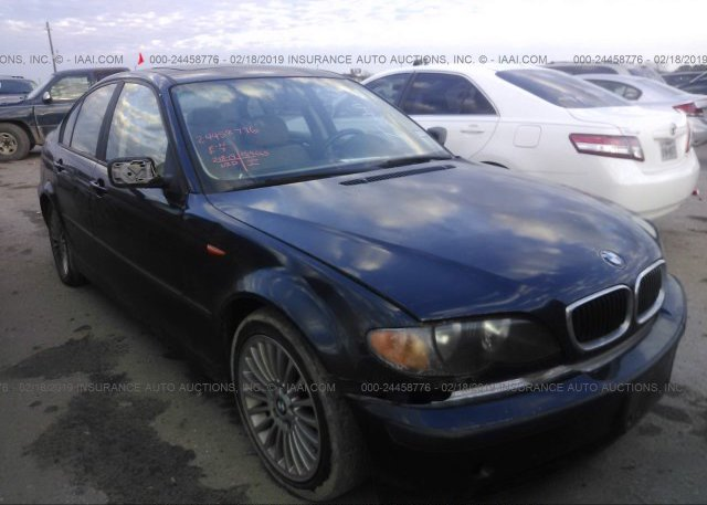 Inventory #954270953 2002 BMW 325