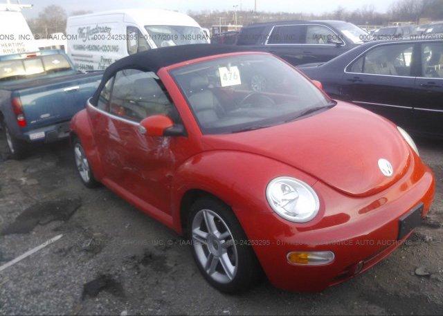 Inventory #558355347 2004 Volkswagen NEW BEETLE