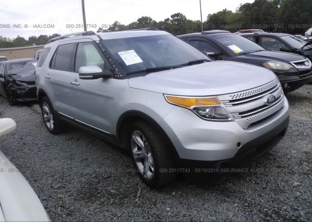 Inventory #424876764 2015 FORD EXPLORER
