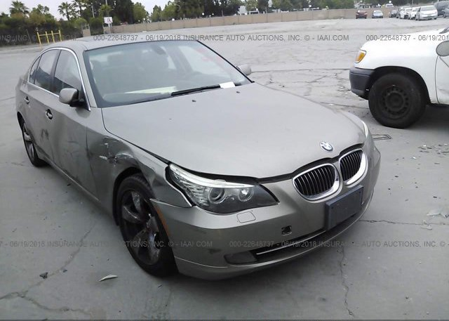 Inventory #301632731 2008 BMW 528