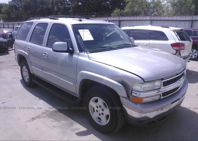 Inventory #432526702 2004 Chevrolet TAHOE