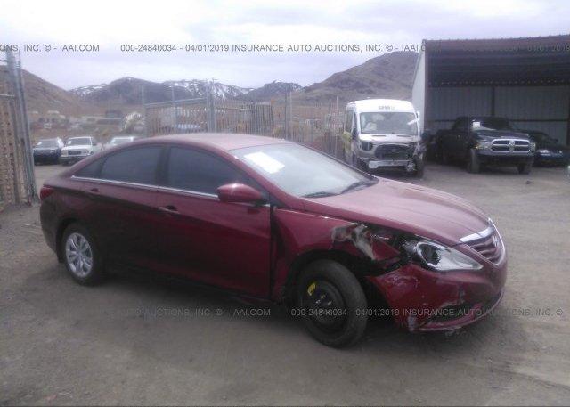 Inventory #511342505 2011 Hyundai SONATA