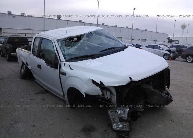 Inventory #137633248 2015 FORD F150