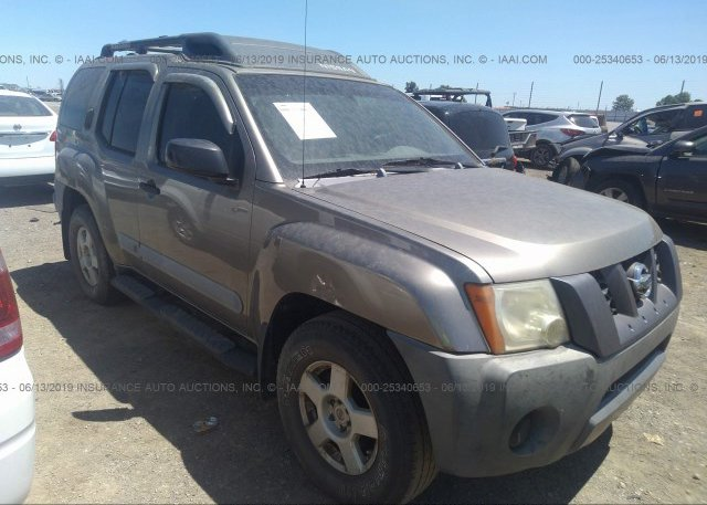 Inventory #840480339 2005 Nissan XTERRA