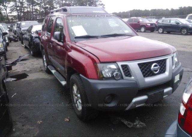 Inventory #493675551 2014 Nissan XTERRA