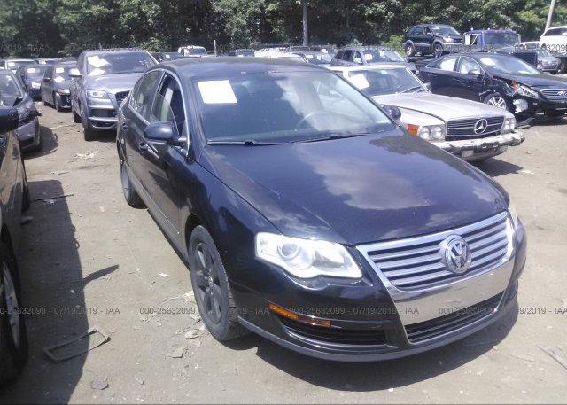 Inventory #706856740 2007 Volkswagen PASSAT